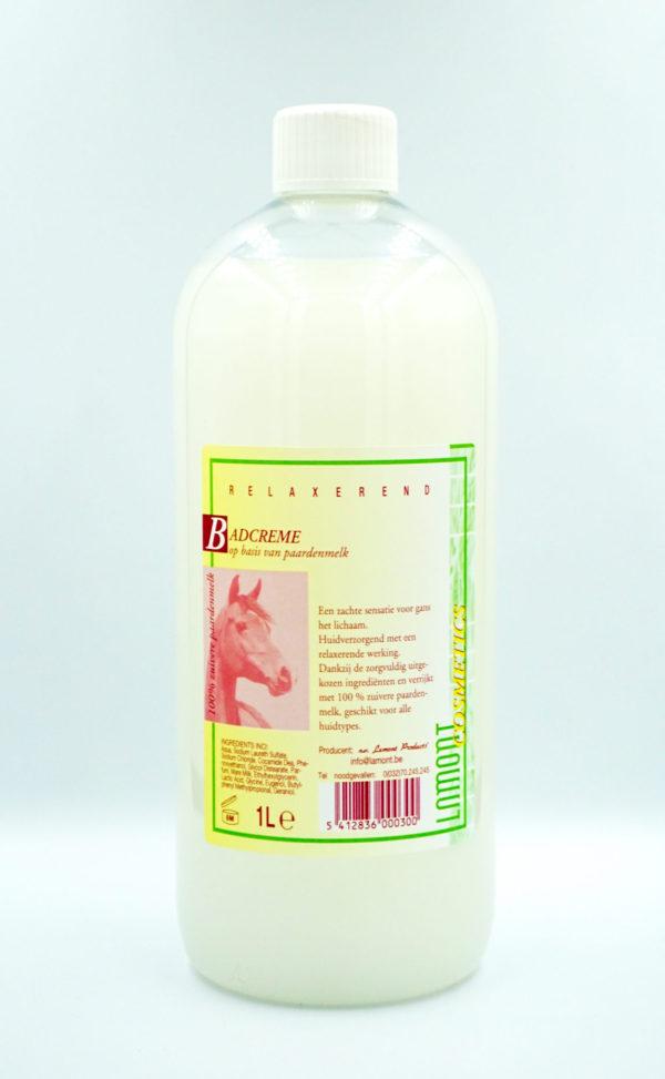 paardenmelk badcrème