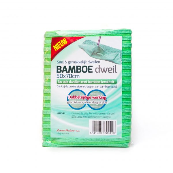 Bamboe dweil