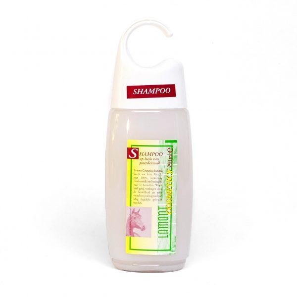 Shampoo met natuurlijke paardenmelk