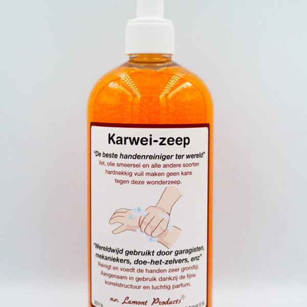 Karweizeep | scrubzeep
