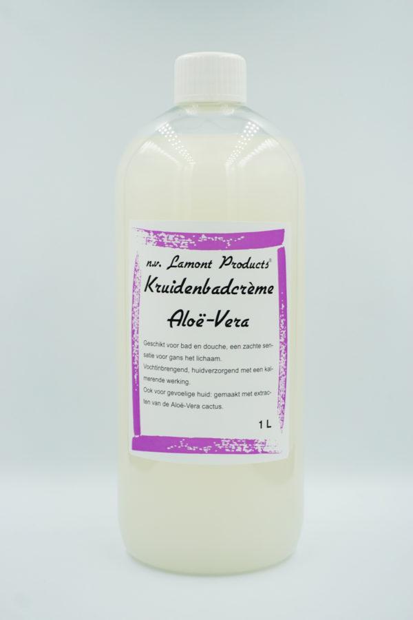kruiden badcrème aloe vera