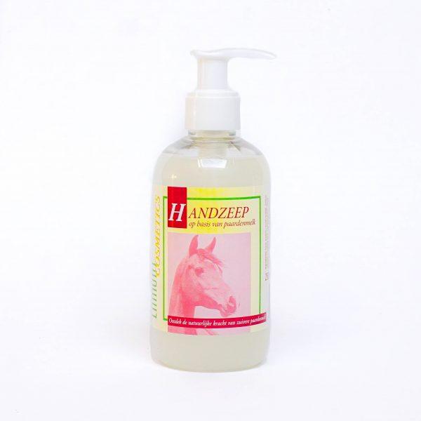 Handzeep met natuurlijke paardenmelk