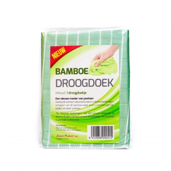 Bamboe droogdoek | glasdoek