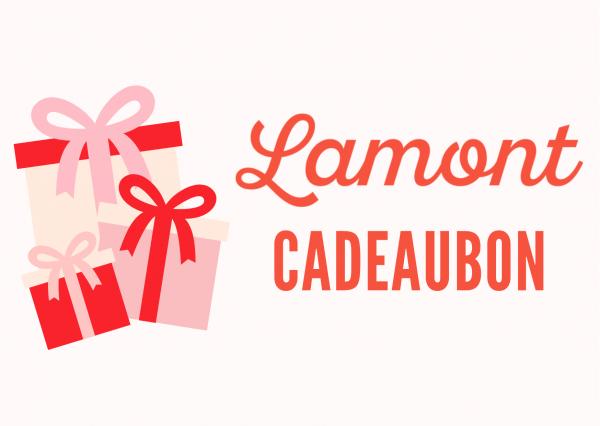 lamont cadeaubon